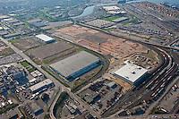 Duke Proerties old GM plant aerial photograph