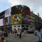 Piccadilly circus - Westend, London, UK