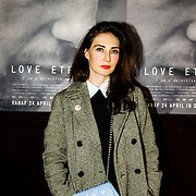NLD/Amsterdam/20140422 - Premiere Love Eternal, Carice van Houten