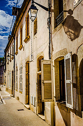 Street scene in Beaune, Burgundy, France<br /> <br /> (c) Andrew Wilson | Edinburgh Elite media