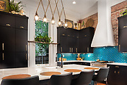 Nashville area architecture and real estate photography. A beautiful kitchen shot by Rodney Bedsole in East Nashville.