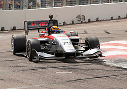 March 9, 2019 - St. Petersburg, FL, U.S. - ST. PETERSBURG, FL - MARCH 09: David Malukas (79) during the Indy Lights Race of St. Petersburg on March 9 in St. Petersburg, FL. (Photo by Andrew Bershaw/Icon Sportswire) (Credit Image: © Andrew Bershaw/Icon SMI via ZUMA Press)