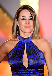 Natalie Pinkham attending the National Television Awards 2019 held at the O2 Arena, London. PRESS ASSOCIATION PHOTO. Picture date: Tuesday January 22, 2019. See PA story SHOWBIZ NTAs. Photo credit should read: Ian West/PA Wire