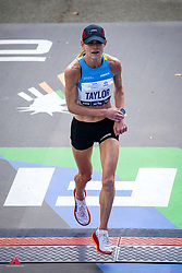 Kellyn Taylor, USA, HOKA<br /> TCS New York City Marathon 2019