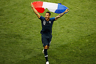 Corentin Tolisso of France celebrates at the final whistle during the 2018 FIFA World Cup Russia, final football match between France and Croatia on July 15, 2018 at Luzhniki Stadium in Moscow, Russia - Photo Tarso Sarraf / FramePhoto / ProSportsImages / DPPI