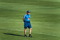 July 4, 2018 - Gelendzhik, Russia - 180704 The head coach of the Swedish national football team, Janne Andersson, at a practice session during the FIFA World Cup on July 4, 2018 in Gelendzhik..Photo: Petter Arvidson / BILDBYRÃ…N / kod PA / 92081 (Credit Image: © Petter Arvidson/Bildbyran via ZUMA Press)