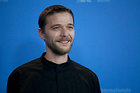 Actor Christos Passalis at the photocall for the film The Miracle Of The Sargasso Sea (To Thávma Tis Thálassas Ton Sargassón) at the 69th Berlinale International Film Festival, on Saturday 9th February 2019, Hotel Grand Hyatt, Berlin, Germany.