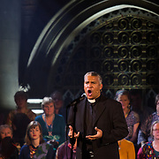 Lost in the Stars at the Union Chapel. <br /> <br /> The Highbury Opera Theatre is putting on  a fully-staged London premiere of Lost in the Stars, Kurt Weill's final 1949 musical, with words by Maxwell Anderson, based on Alan Paton's novel Cry, the Beloved Country. The show includes children from Gayhurst Community school in Hackney and schools from London Borough of Islington. The cast is led by South African operatic baritone Denver Martin-Smith and Zimbawean Lucky Moyo, who has toured the world as the lead voice of the popular a capella group Black Umfolozi. The large chorus is anchored by Eclectic Voices. The production is conducted by Scott Stroman and directored by Jean Lacornerie. <br /> <br /> The Highbury Opera Theatre is putting on  a fully-staged London premiere of Lost in the Stars, Kurt Weill's final 1949 musical, with words by Maxwell Anderson, based on Alan Paton's novel Cry, the Beloved Country. The show includes children from Gayhurst Community school in Hackney and schools from London Borough of Islington. The cast is led by South African operatic baritone Denver Martin-Smith and Zimbawean Lucky Moyo, who has toured the world as the lead voice of the popular a capella group Black Umfolozi. The large chorus is anchored by Eclectic Voices. The production is conducted by Scott Stroman and directored by Jean Lacornerie.