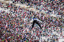 Ski jumper during the Ski Flying Hill Individual Competition at Day 2 of FIS Ski Jumping World Cup Final 2016, on March 18, 2016 in Planica, Slovenia. Photo by Ziga Zupan / Sportida