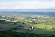 Vernon, New Jersey - A view looking west from Pinwheel Vista on Wawayanda Mountain on Sept. 22, 2012.