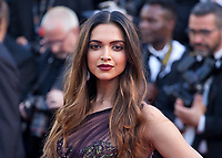 Deepika Padukone at the opening ceremony and Ismael's Ghosts (Les Fantômes D'ismaël) gala screening,  at the 70th Cannes Film Festival Wednesday May 17th 2017, Cannes, France. Photo credit: Doreen Kennedy