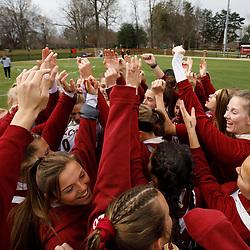 2018-03-24 Virginia Tech Hokies at Elon Phoenix women's lacrosse
