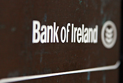 Bank of Ireland © London News Pictures 10/01/2011. Irish Prime Minister Brian Cowen is under pressure over his relationship with former Anglo Irish Bank chairman Sen FitzPatrick. Anglo Irish Bank was taken into state ownership in January 2009 and is the largest contributor of assets to the Irish National Asset Management Agency. Picture caption should read Simon Lamrock/LNP