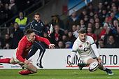 20180210 Six Nations Rugby, England vs Wales, Twickenham. UK.