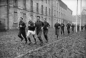 Ireland Rugby Union Team 1960