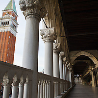 Venice Doge Palace ...London and Venice Photographer Marco Secchi.http://www.marcosecchi.com Doge Palace is the former Doge's residence and the seat of Venetian government, the Palace is the very symbol of Venice and a masterpiece of Gothic architecture.