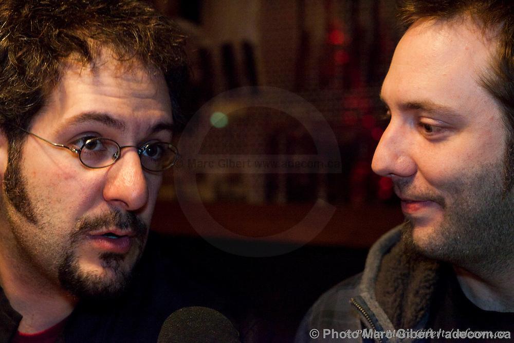 FrancophonieExpress -  La Quincaillerie / Montreal / Canada / 2010-03-02, © Photo Marc Gibert/ adecom.ca
