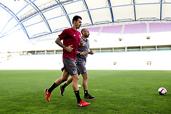July 21, 2018 - Faro, Portugal, Portugal - arrivee de Jose Fonte (Losc) - nouvelle recrue du Losc (Credit Image: © Panoramic via ZUMA Press)