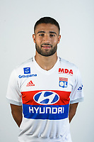 Nabil Fekir during Photoshooting of Lyon for new season 2017/2018 on September 27, 2017 in Lyon, France. (Photo by Damien lg/OL/Icon Sport)