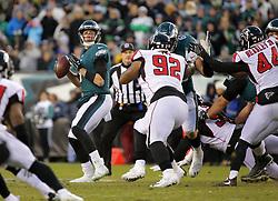 NFC Divisional Playoff Game: Philadelphia Eagles vs Atlanta Falcons at Lincoln Financial Field