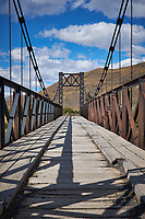 Old Bridge in Torres del Paine National Park. Image taken with a Fuji X-T1 camera and Zeiss 32 mm f/1.8 lens.