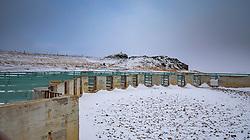 THEMENBILD, isländische Landschaftsaufnahmen, aufgenommen am 22. Oktober 2019 in Island Klofningsvegur Hólar farm minizoo // icelandic landscape shots, pictured in Island Klofningsvegur Hólar farm minizoo on 2019/10/22. EXPA Pictures © 2019, PhotoCredit: EXPA/ Peter Rinderer
