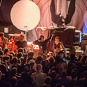 SPRINGFIELD, VA - February 20th, 2014 - San Fransisco-based metal outfit Deafheaven perform at Empire in Springfield, VA. Sunbather, the group's sophomore album released in 2013, earned critical plaudits from outlets such as Pitchfork, Rolling Stone, SPIN and many other publications. (Photo by Kyle Gustafson / For The Washington Post)