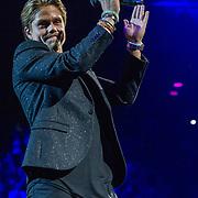 NLD/Amsterdam/20170317 - Holland zingt Hazes 2017, Dre Hazes jr.,
