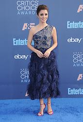 Shiri Appleby  bei der Verleihung der 22. Critics' Choice Awards in Los Angeles / 111216