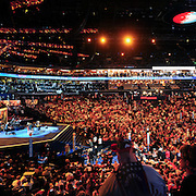James Taylor performes at the 2012 Democratic National Convention