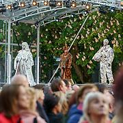 NLD/Den Bosch/20190515 - Nederland staat op tegen Kanker 2019, Frans Bauer, Willeke Alberti en Kjeld Nuis