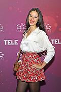 Ex-Miss Schweiz Lauriane Sallin anlässlich der Glory-Verleihung 2019 am 11. Januar 2020 im Aura Club Zürich