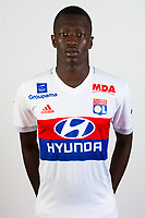 Pape Cheikh Diop during Photoshooting of Lyon for new season 2017/2018 on September 27, 2017 in Lyon, France. (Photo by Damien lg/OL/Icon Sport)