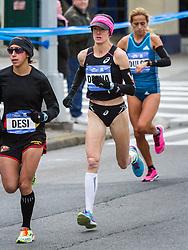 NYC Marathon, Kastor