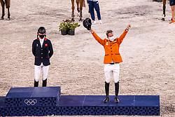 Van Der Vleuten Maikel, NED<br /> Olympic Games Tokyo 2021<br /> © Hippo Foto - Dirk Caremans<br /> 04/08/2021