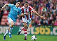 Stoke City v Manchester City 140913