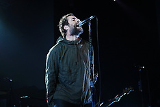 Liam Gallagher performs live in Milano - 26 Feb 2018