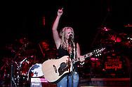 Tribune Photo/SANTIAGO FLORES Miranda Lambert performs on Thursday night at the Berrien County Youth Fair.