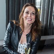 NLD/Amsterdam/20140418 - Castpresentatie film de Ontsnapping, schrijfster Heleen van Royen