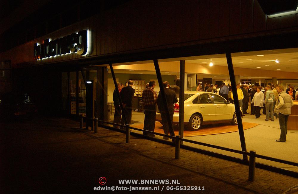 Onthulling nieuwe Volvo S40 bij Volvo Buitenweg Naarden