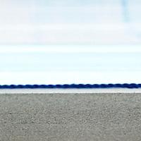 Canada, Vancouver, 15-02-2010.<br /> Olympic Winter Games.<br /> Speed skating, 500 metres, men, second heat.<br /> Joji Kato from Japan is recovering from his bronze medal race. <br /> Photo: Klaas Jan van der Weij