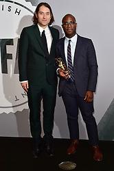 Jeremy Kleiner and Barry Jenkins bei den British Independent Film Awards in London / 041216<br /> <br /> <br /> *** at the British Independent Film Awards in London on December 4th, 2016 ***