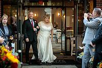 Suzzane and Lorraine - their wedding day 10-05-19