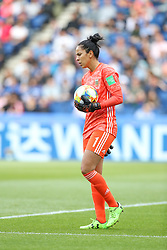 June 10, 2019: Paris, France: Vanina Correa  of Argentina during match against Japan match valid for group D of the first phase of the Women's Soccer World Cup in the Parc Des Princes. (Credit Image: © Vanessa Carvalho/ZUMA Wire)