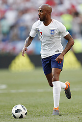 Fabian Delph of England during the 2018 FIFA World Cup Russia group G match between England and Panama at the Nizhny Novgorod stadium on June 24, 2018 in Nizhny Novgorod, Russia