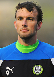 Christian Doidge of Forest Green Rovers-Mandatory by-line: Nizaam Jones/JMP - 18/11/2017 - FOOTBALL - New Lawn Stadium - Nailsworth, England - Forest Green Rovers v Crewe Alexandre-Sky Bet League Two