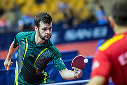 PEREIRA STROH Israel of Brazil during SPINT 2018 Table Tennis world championship for the Disabled, Day Three, on October 19th, 2018, in Dvorana Zlatorog, Celje, Slovenia. . Photo by Grega Valancic / Sportida