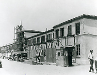 1926 Paramount Studios under construction