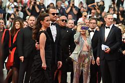 May 22, 2019 - Cannes, France - 72eme Festival International du Film de Cannes. Montée des marches du film ''Roubaix, une lumiere (Oh Mercy!)''. 72th International Cannes Film Festival. Red Carpet for ''Roubaix, une lumiere (Oh Merci!)'' movie.....239728 2019-05-22  Cannes France. (Credit Image: © L.Urman/Starface via ZUMA Press)