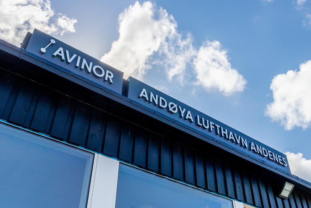 Andøya lufthavn, Andenes er en flyplass på Andøya i Nordland. Andøya lufthavn er militær, men har også sivil trafikk. Den militære delen er del av Andøya flystasjon.